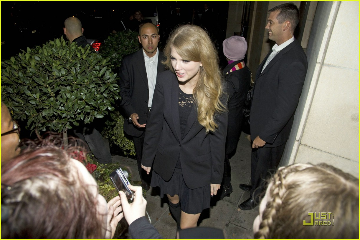 taylor swift nobu austin 07