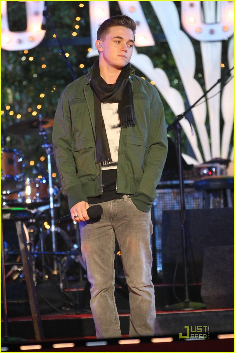 david archuleta jesse mccartney grove lighting 15