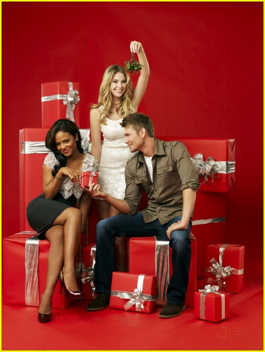 ashley benson christmas cupid pics 25
