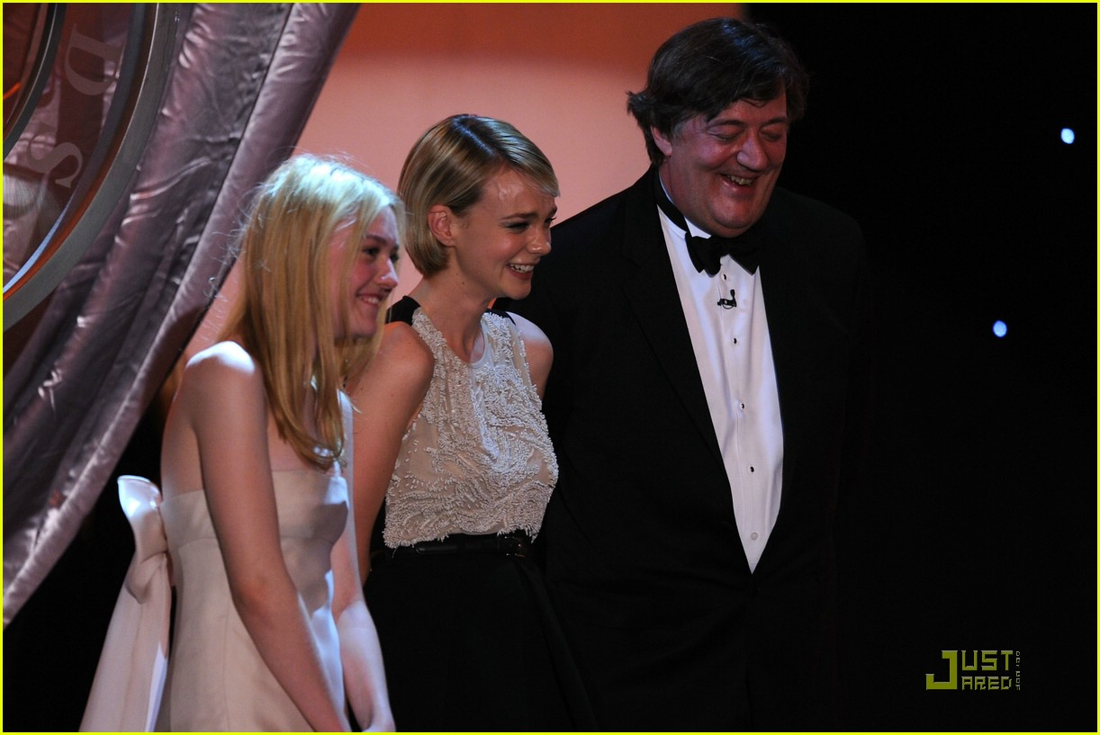 dakota fanning brittania awards 19