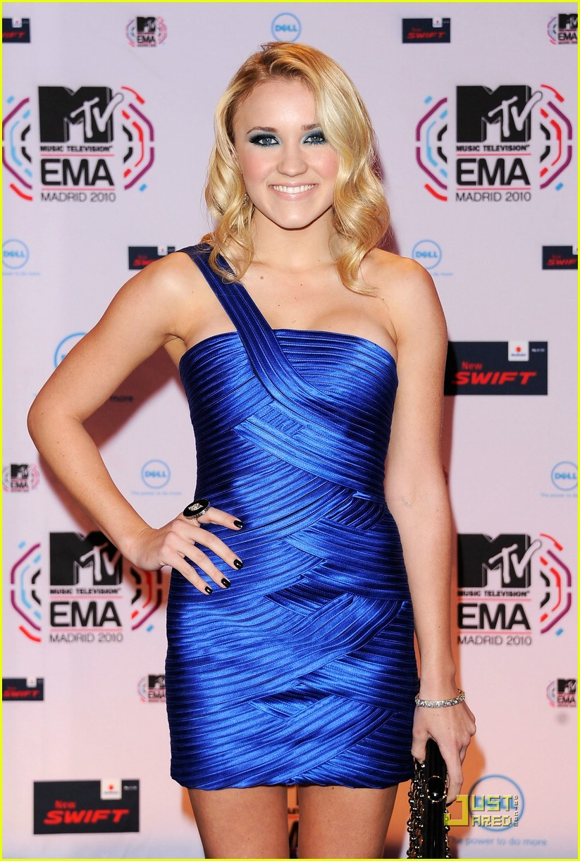 emily osment mtv emas 05