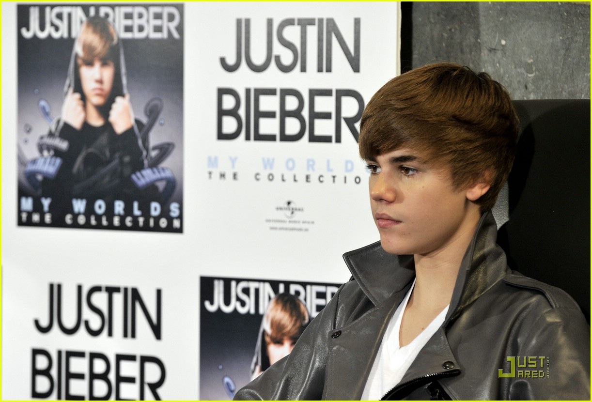 justin bieber madrid gold record 20