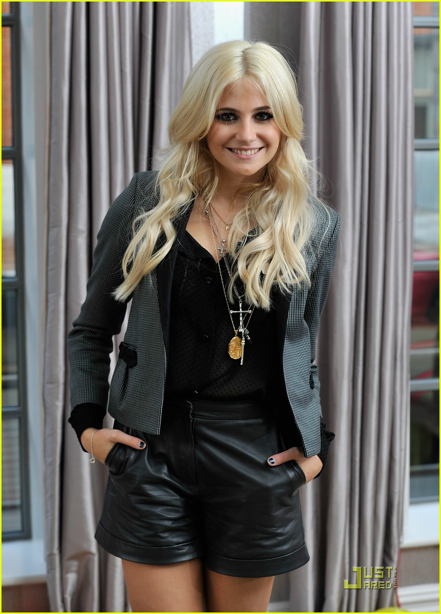 pixie lott lucas cruikshank fred london 02