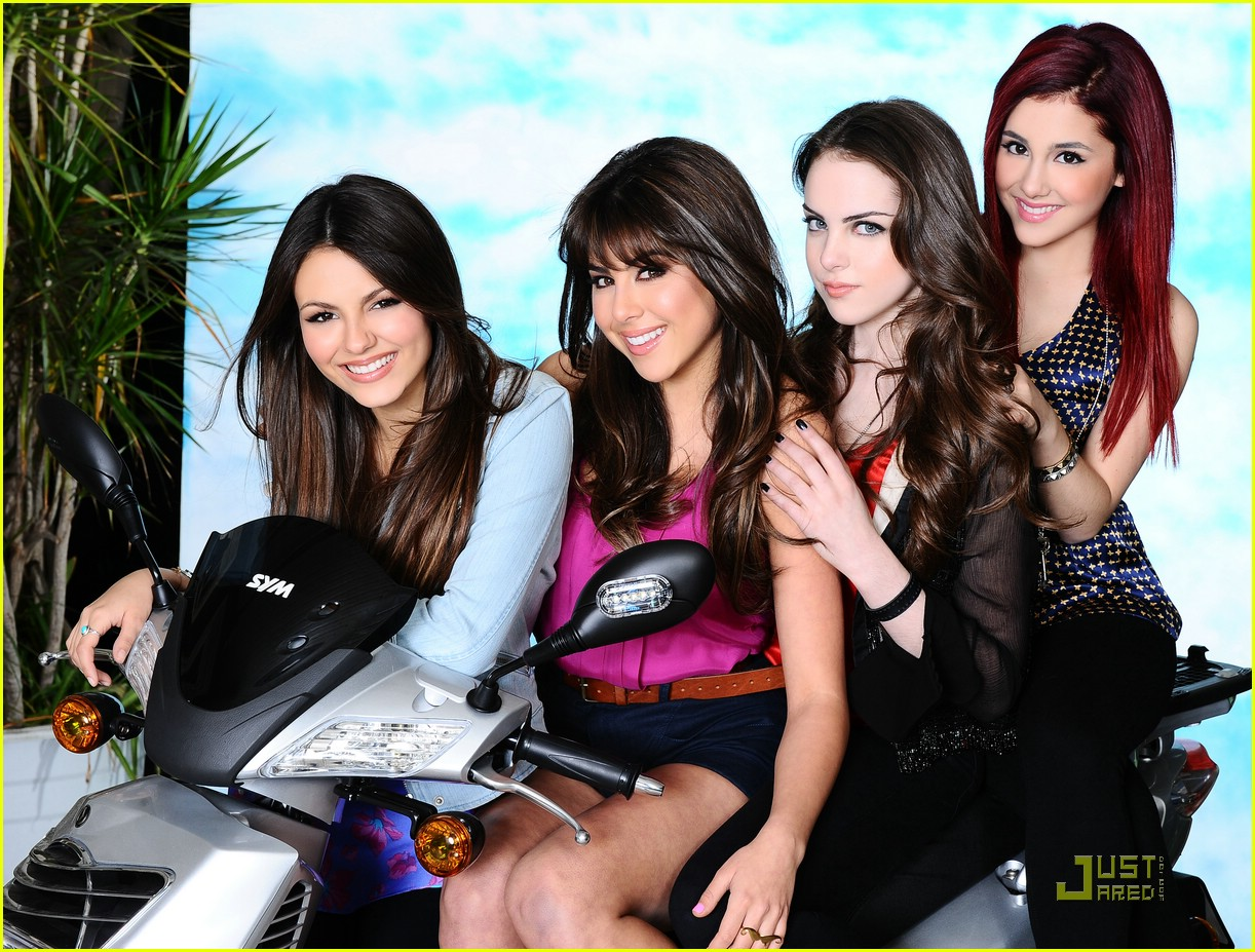 Meet The Cast of Victorious! | Photo 392617 - Photo ...