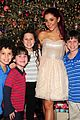 Ariana-christmas ariana grande christmas party 01