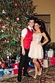 Ariana-christmas ariana grande christmas party 15