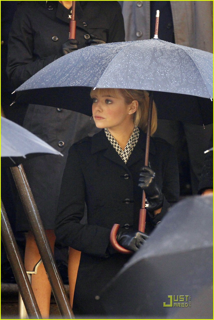 emma stone spiderman scene 13