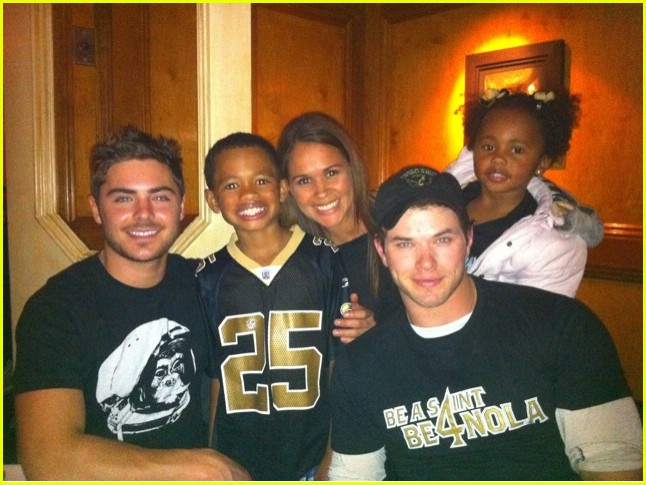 zac efron saints game 02