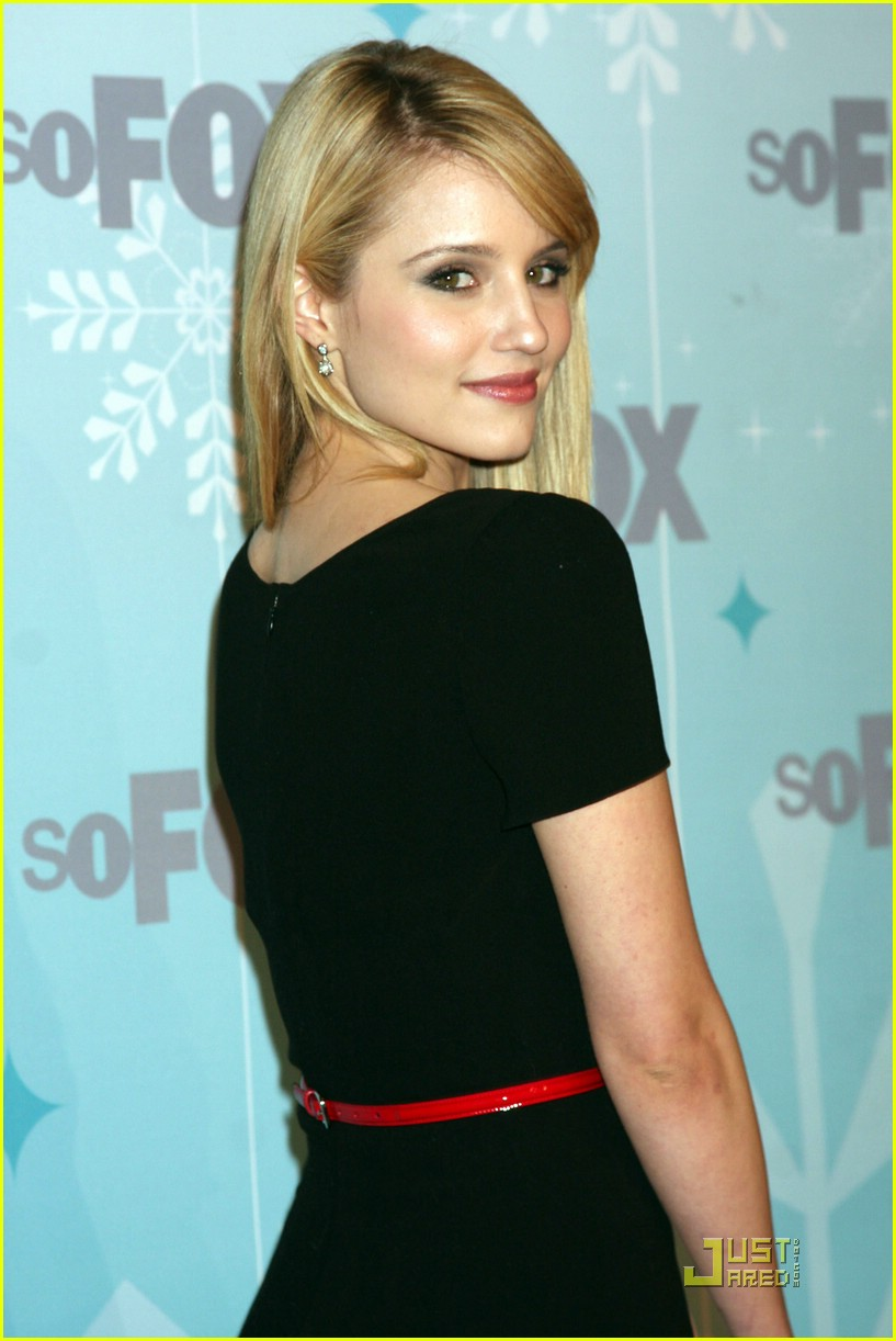 dianna agron fox prada party 03