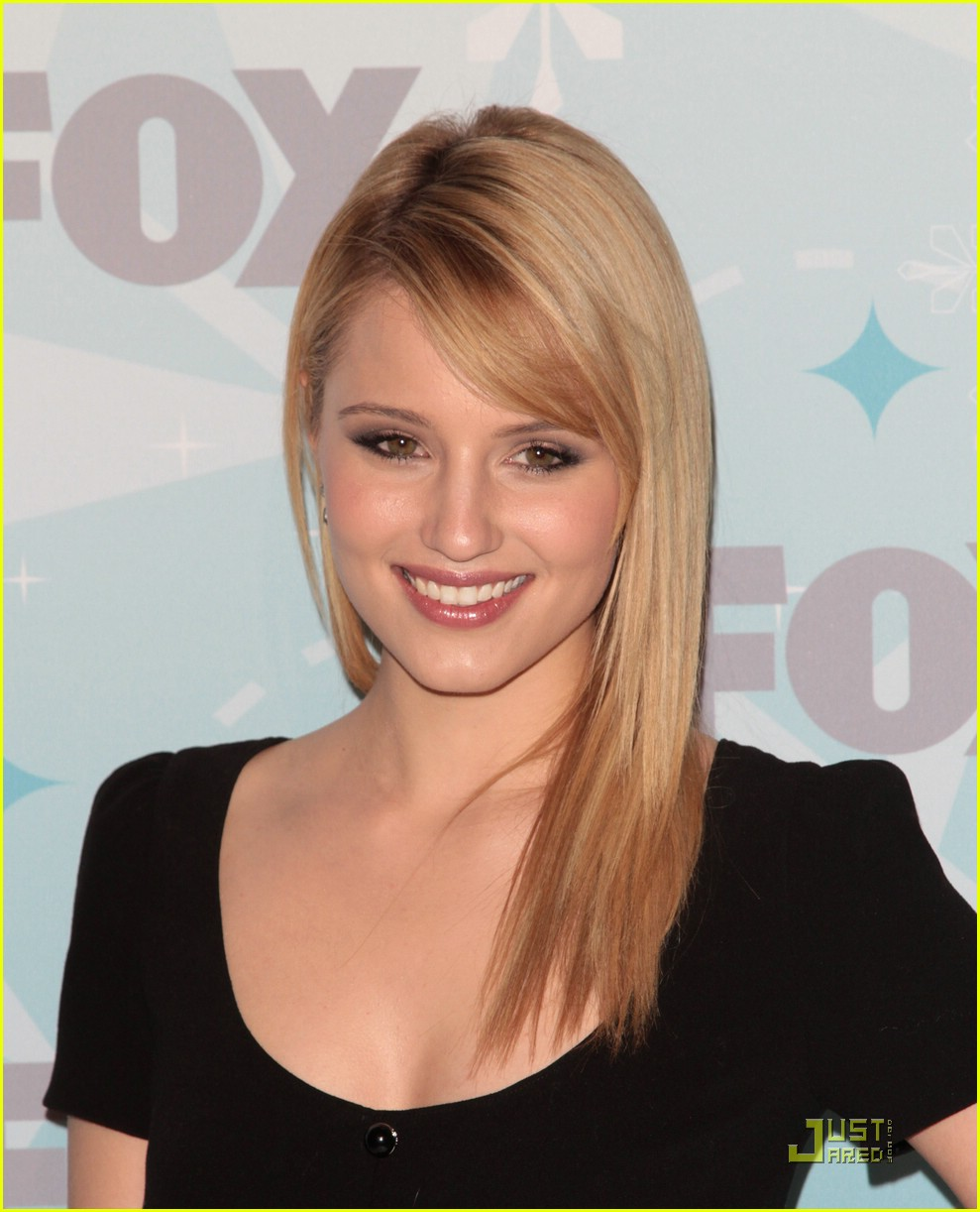 dianna agron fox prada party 09