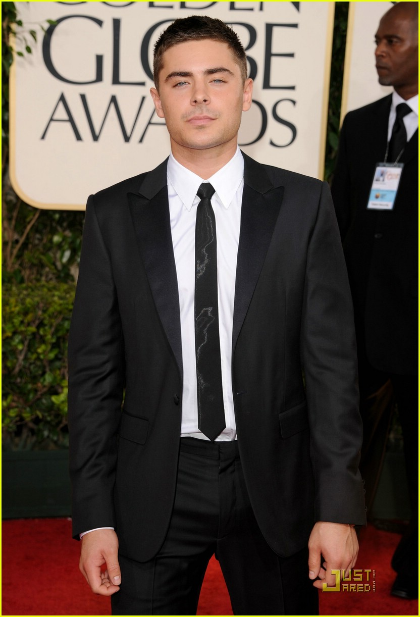 zac efron golden globes 04