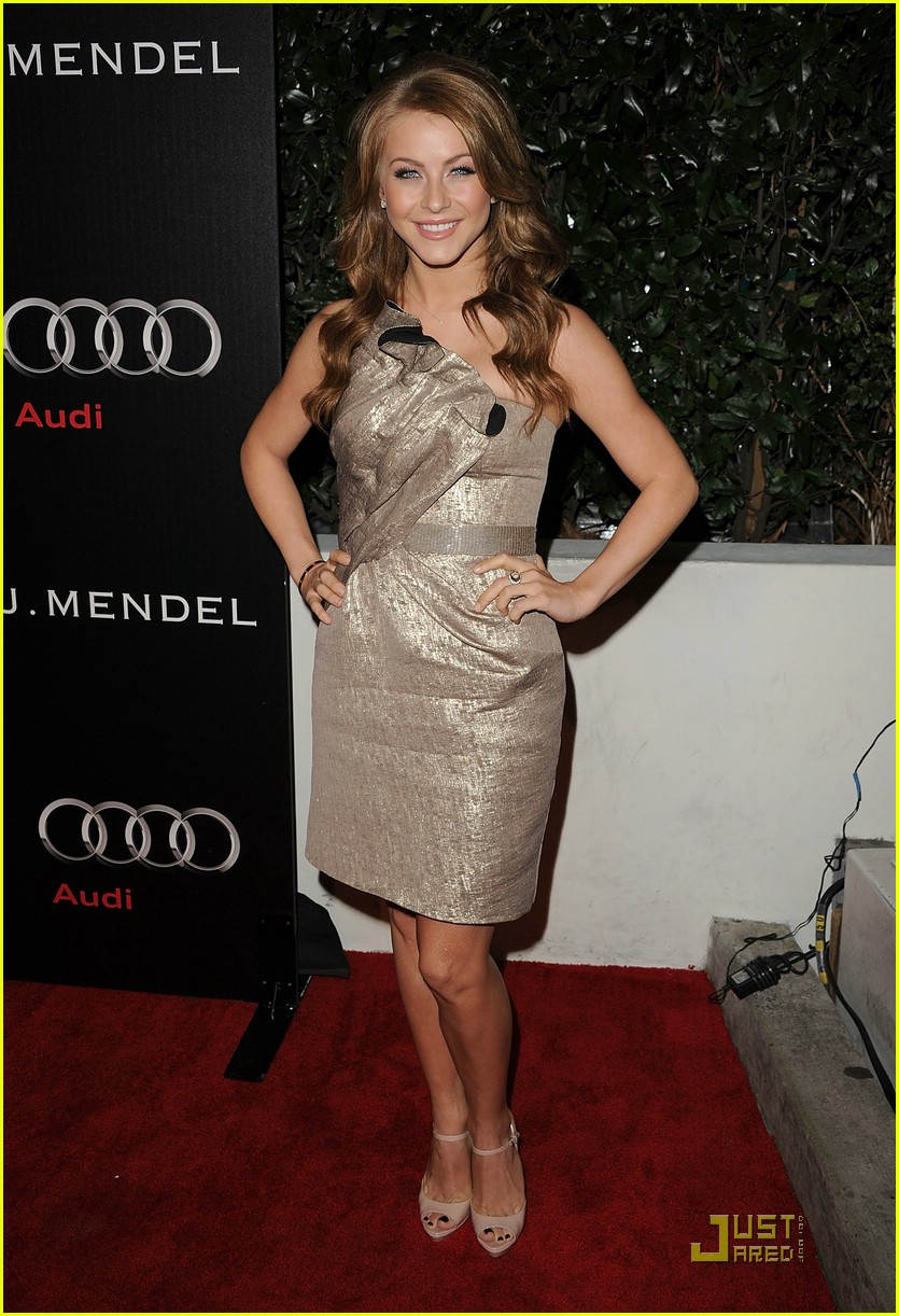 julianne hough audi party 01