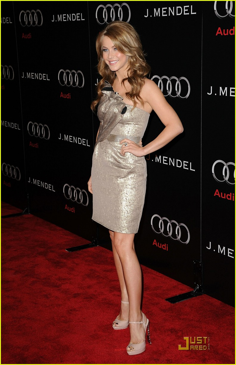 julianne hough audi party 04