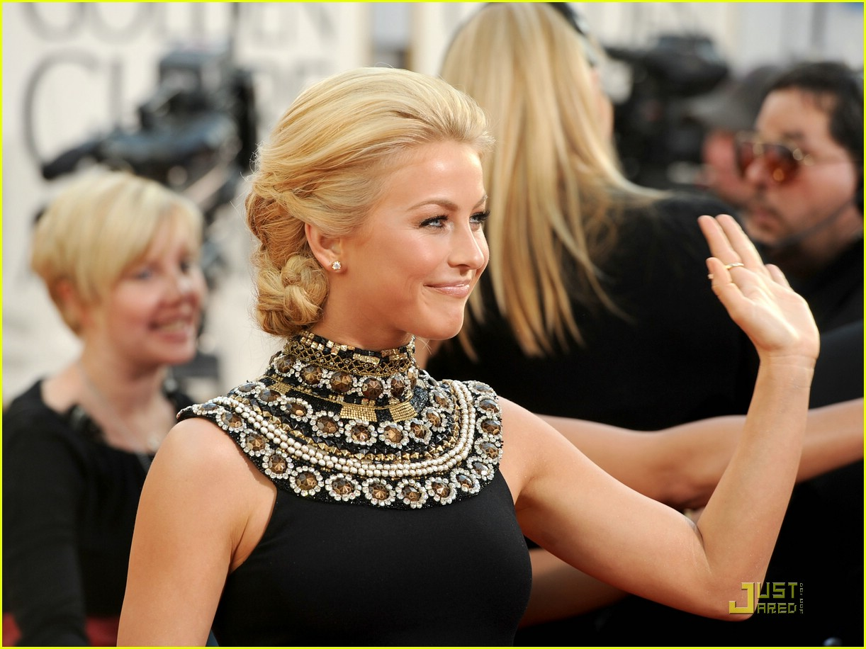 julianne hough golden globes 05