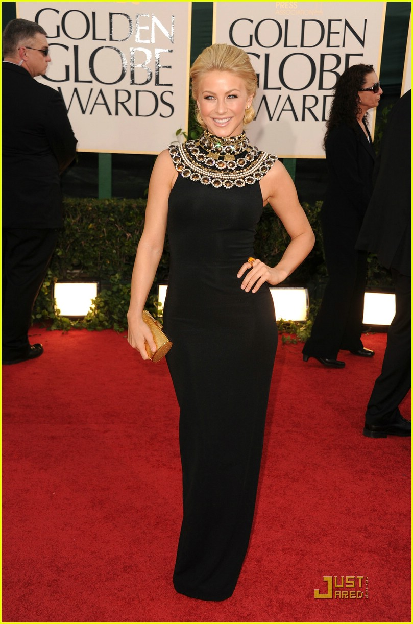 julianne hough golden globes 17