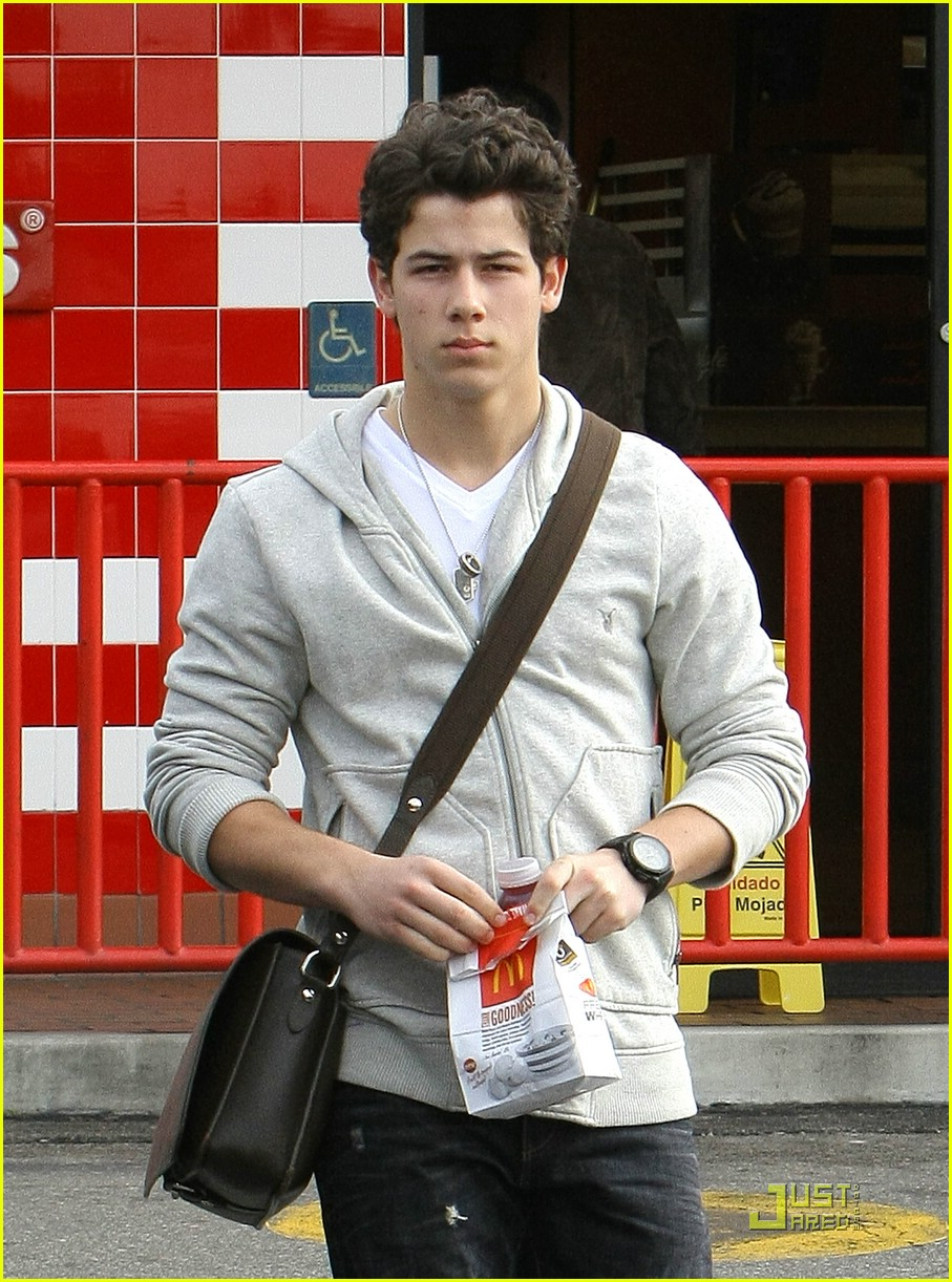 nick jonas mcdonalds 12