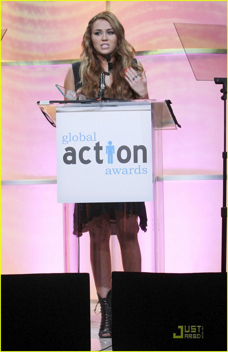 miley cyrus global action 03
