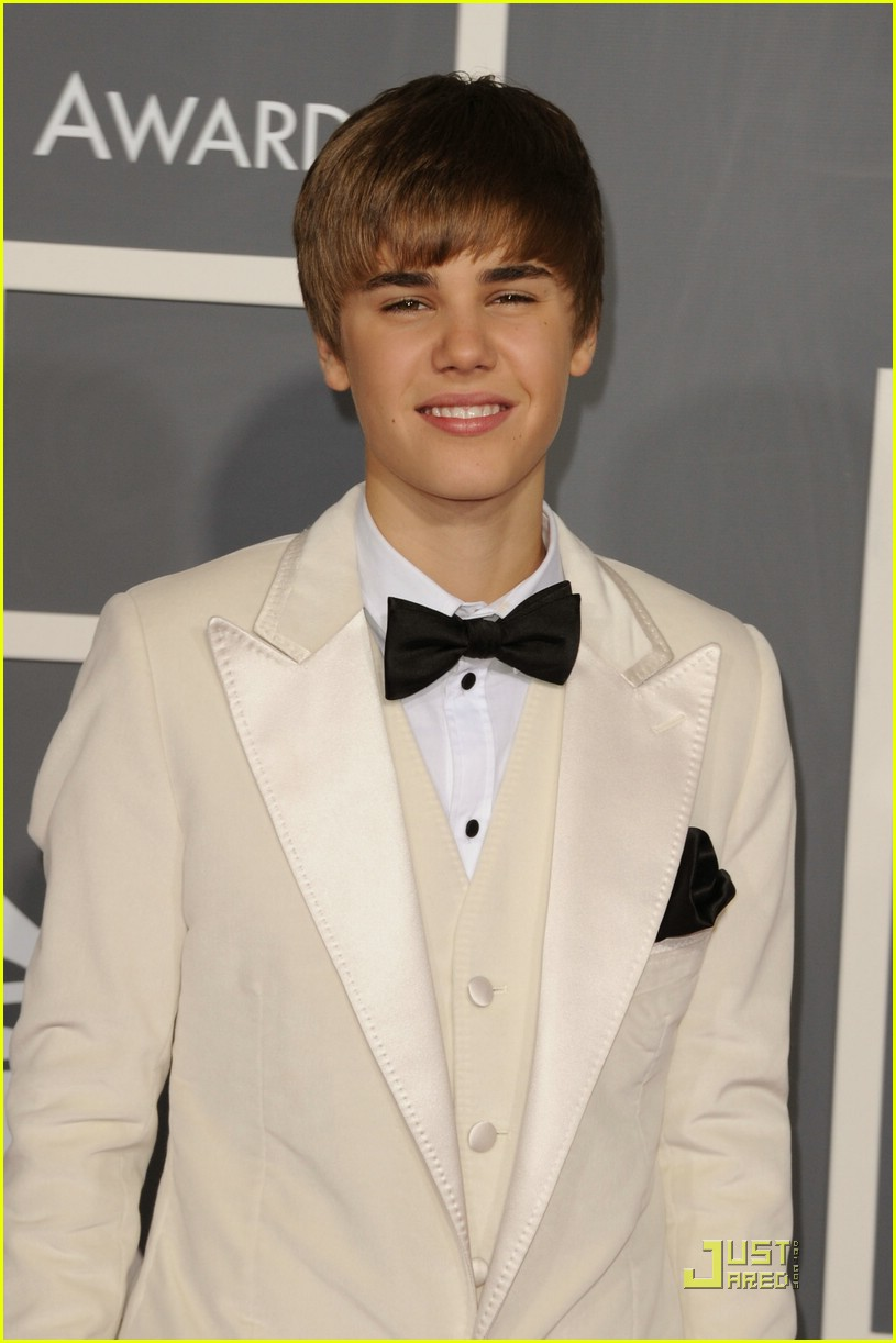 justin bieber grammy awards 03