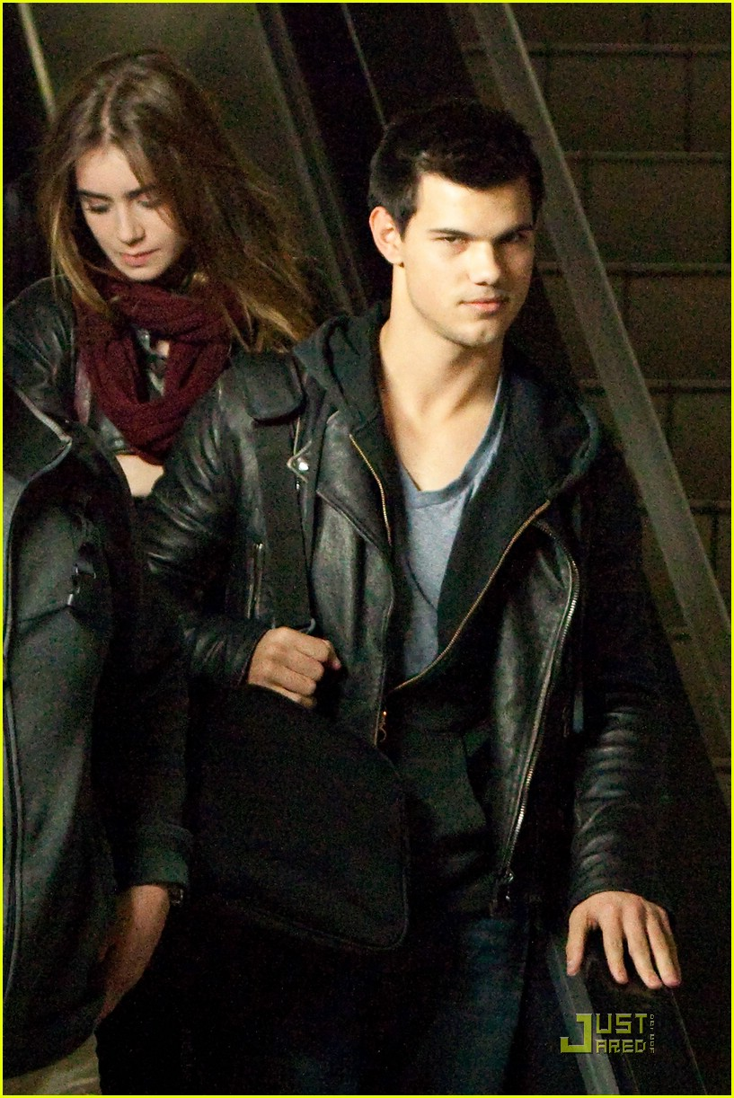 Lily Collins And Taylor Lautner Movies Taylor Lautner Lily Collins