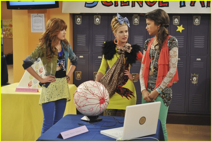 bella zendaya heat shake up 16