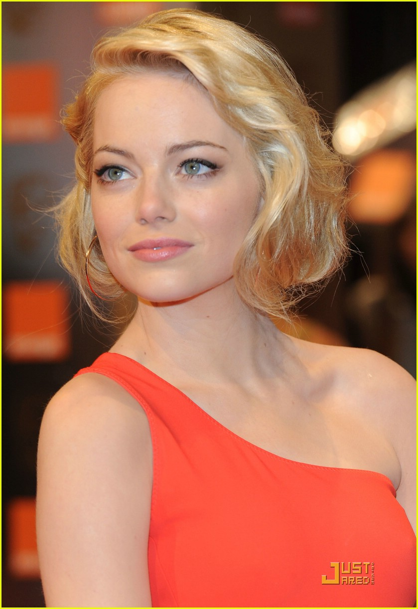 emma stone bafta awards 02