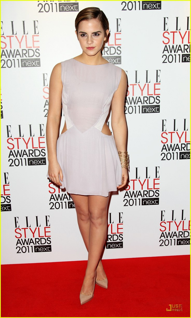 emma watson elle style awards 12