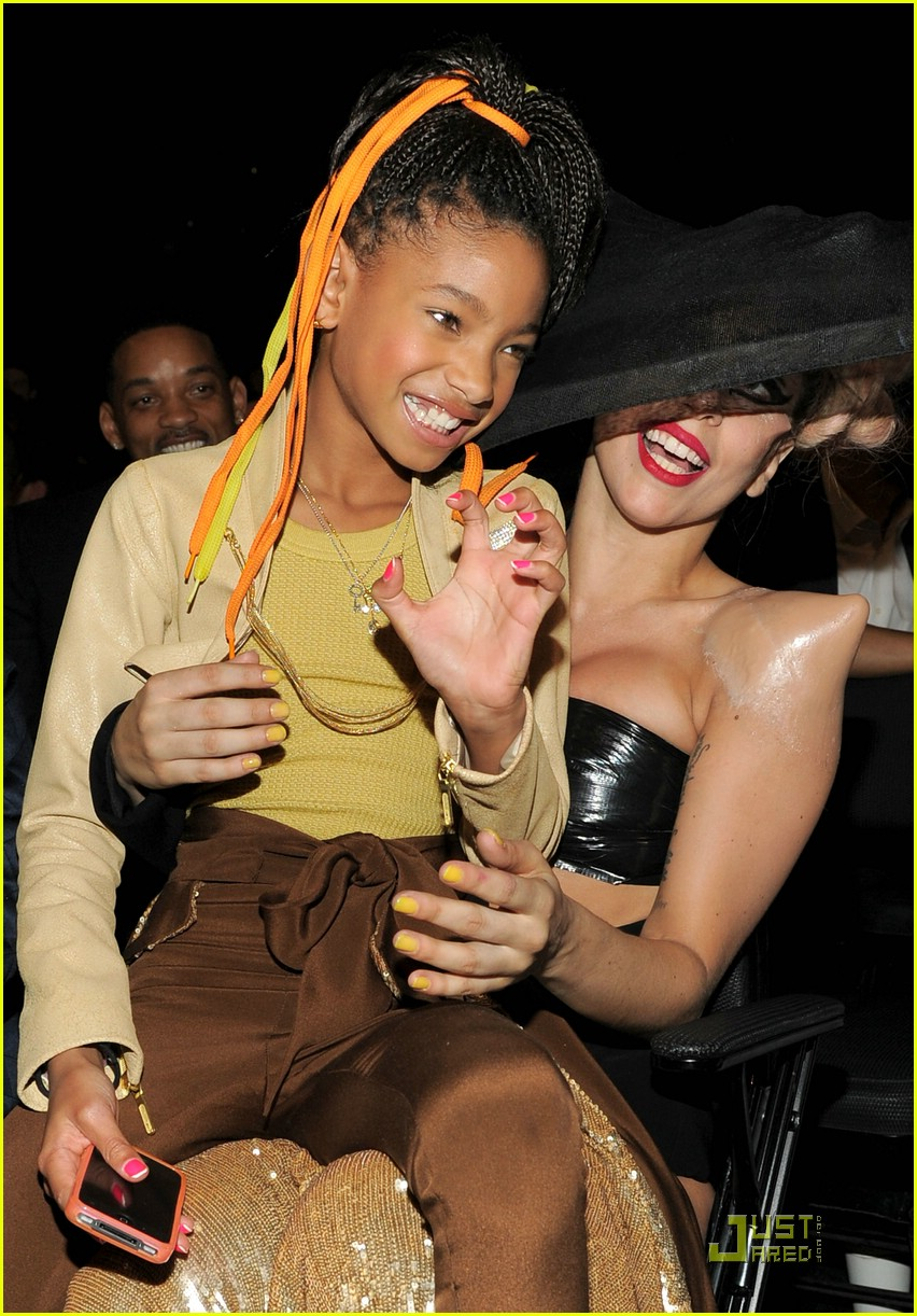 willow smith gaga grammy awards 06