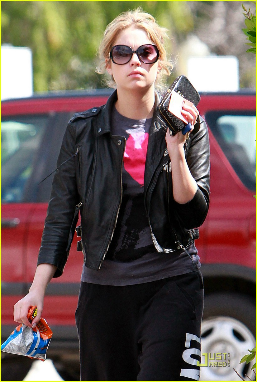 ashley benson coffee bean 07