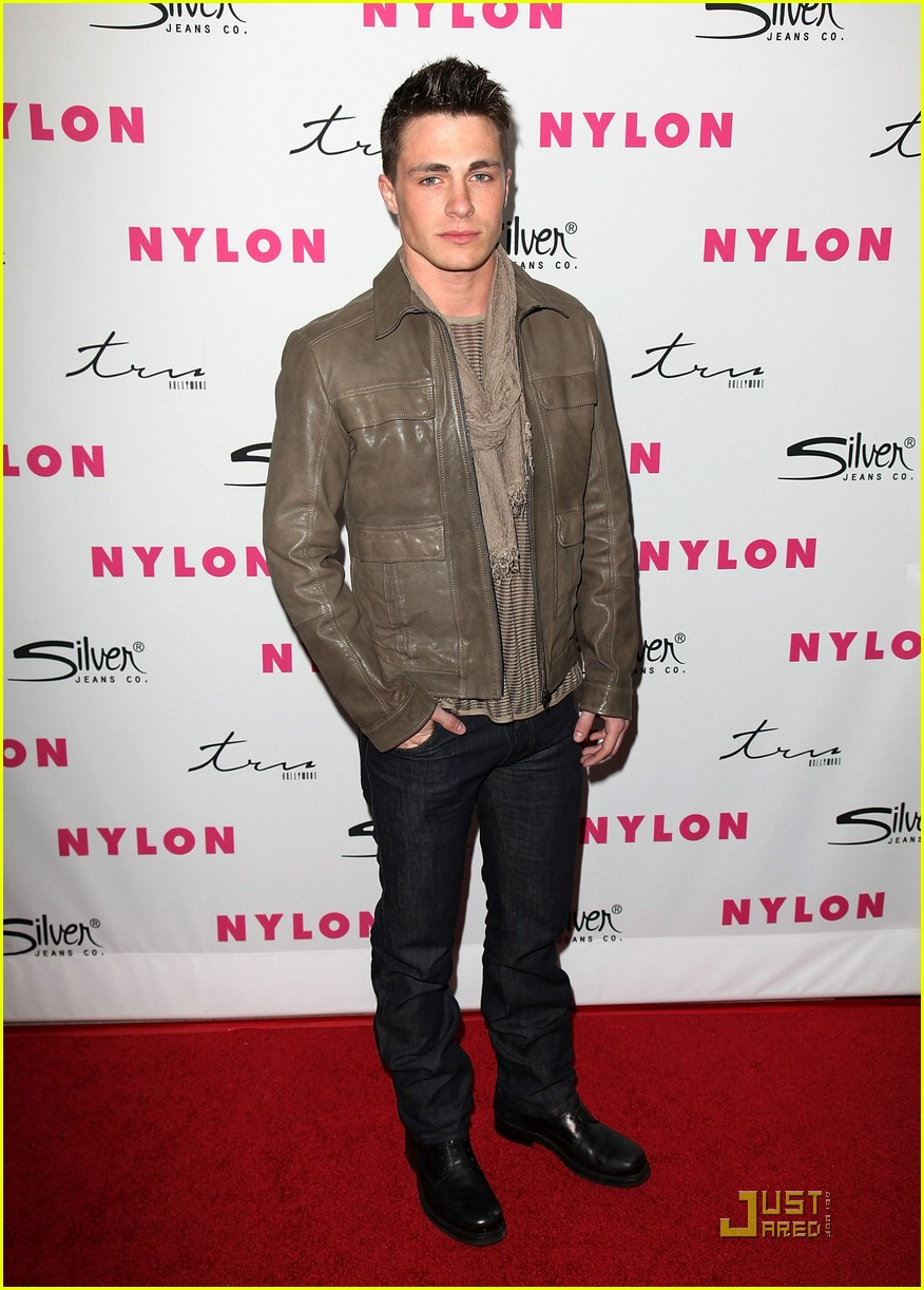 colton haynes crystal reed nylon 09