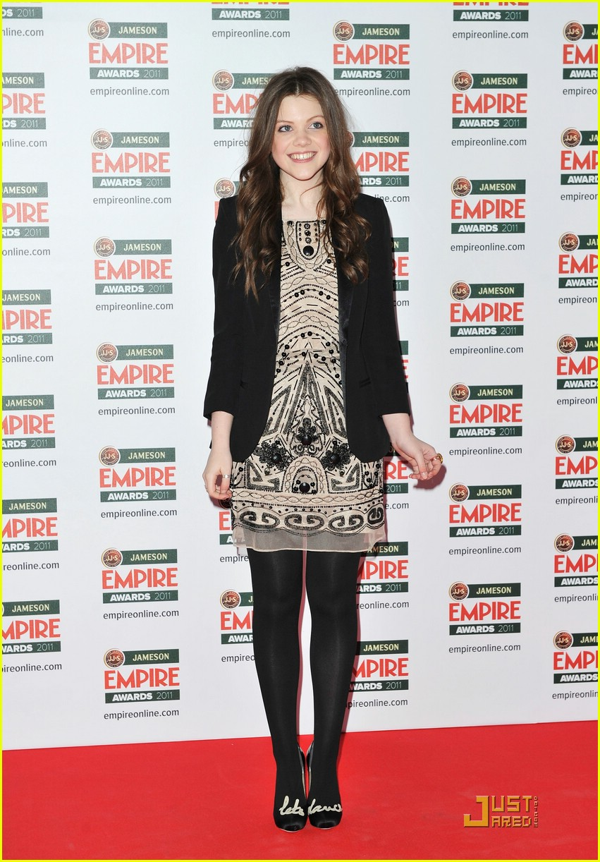 georgie henley will poulter empire 10
