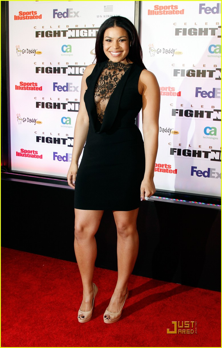 jordin sparks celeb fight night 06
