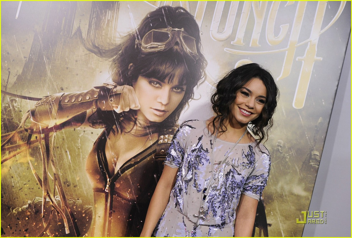 vanessa hudgens sucker punch premiere 06
