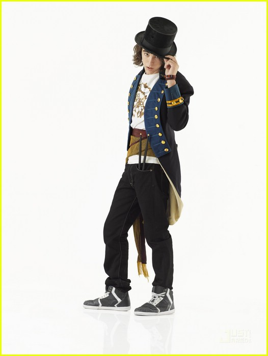 Lemonade Mouth: Meet Charlie Delgado! | Photo 412069 ...
