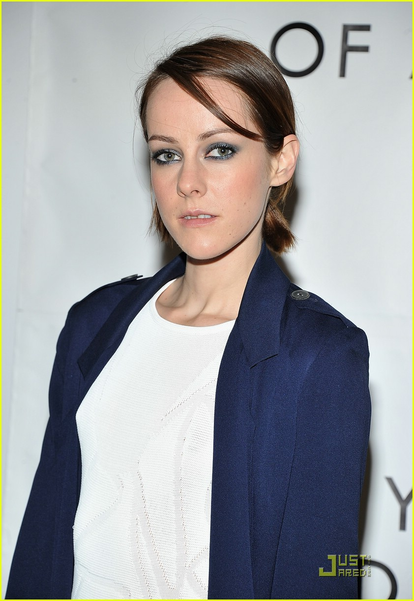 jena malone tribeca ball 07