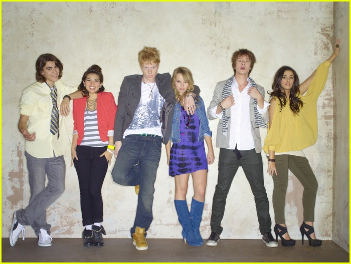 lemonade mouth cast shoot 10