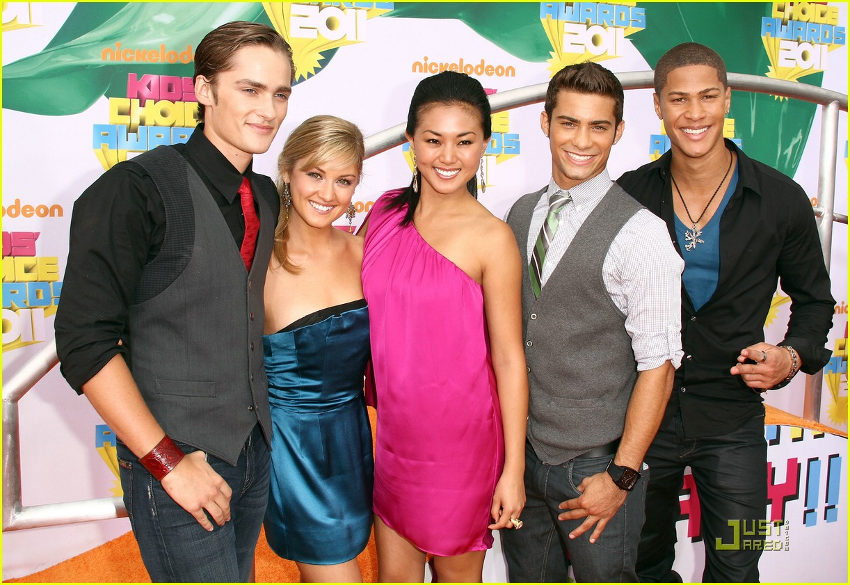 power rangers kids choice awards 10