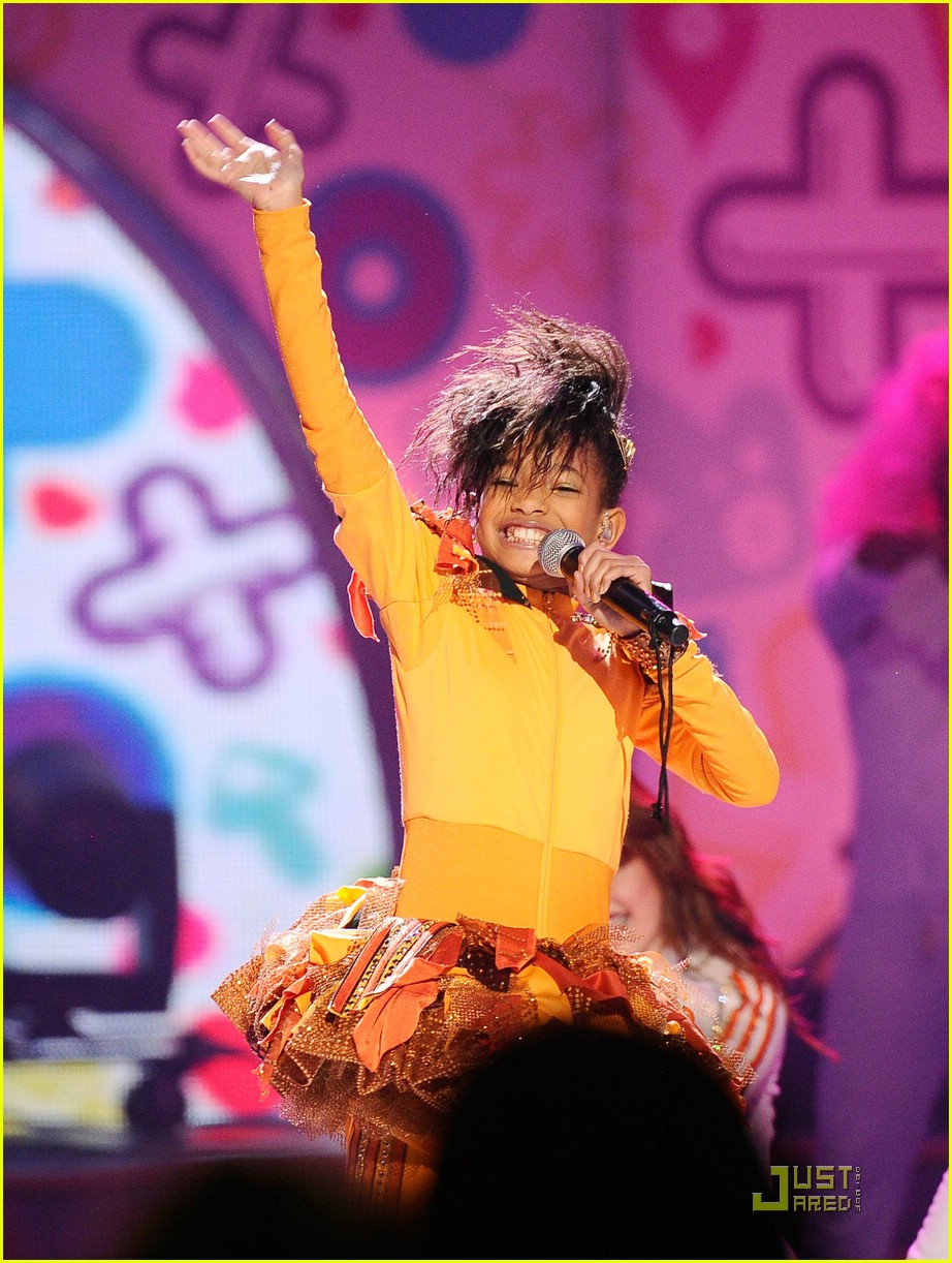 willow smith kca performance 04