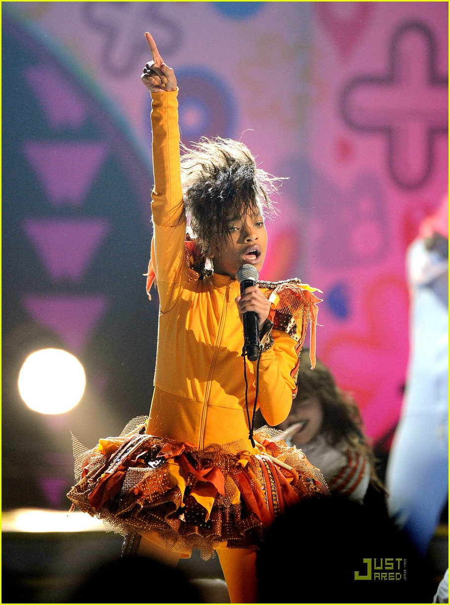willow smith kca performance 06