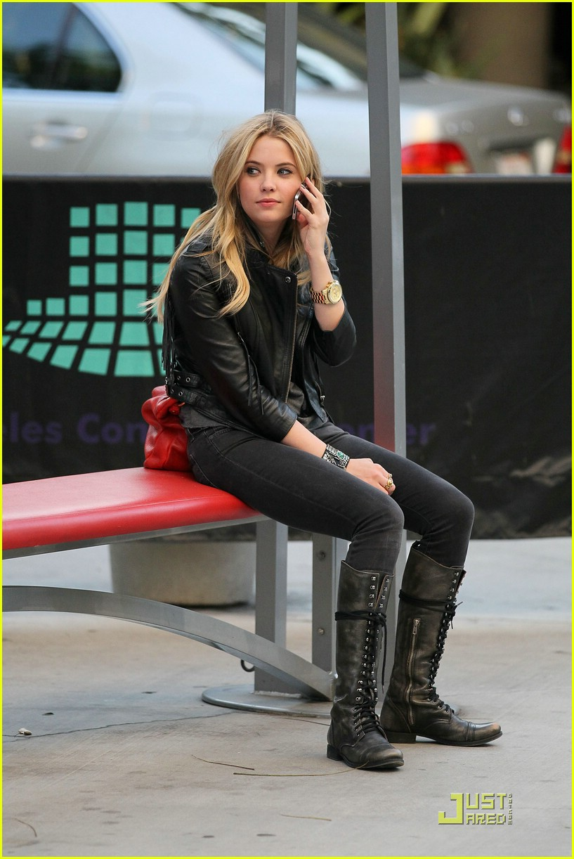 ashley benson staples cell 11