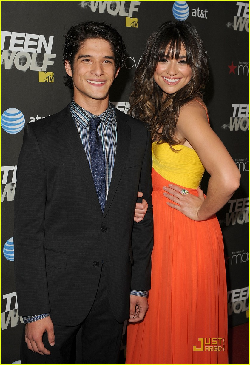Crystal reed and tyler posey dating in real life