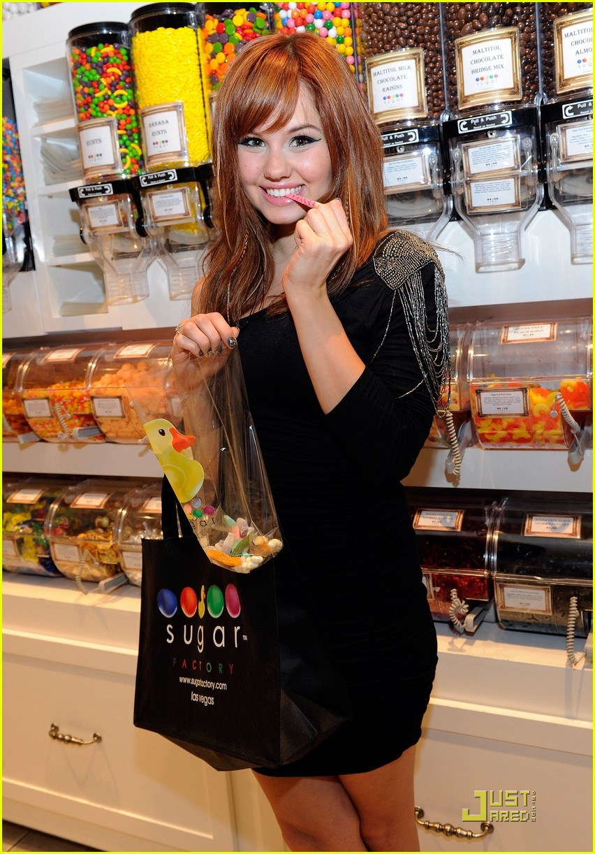 debby ryan sugar factory 04