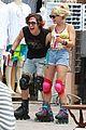 Diego-rollerblade diego boneta julianne hough rollerblade 01