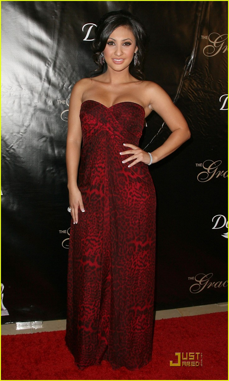 francia raisa gracie awards 01