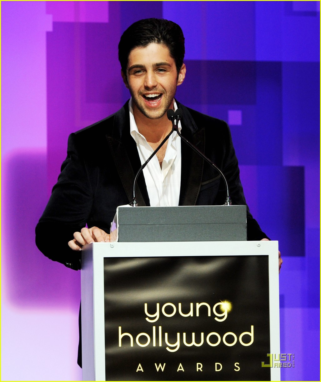josh peck yh awards 02