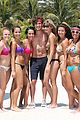 Julianne-bike diego boneta julianne hough bike beach 07