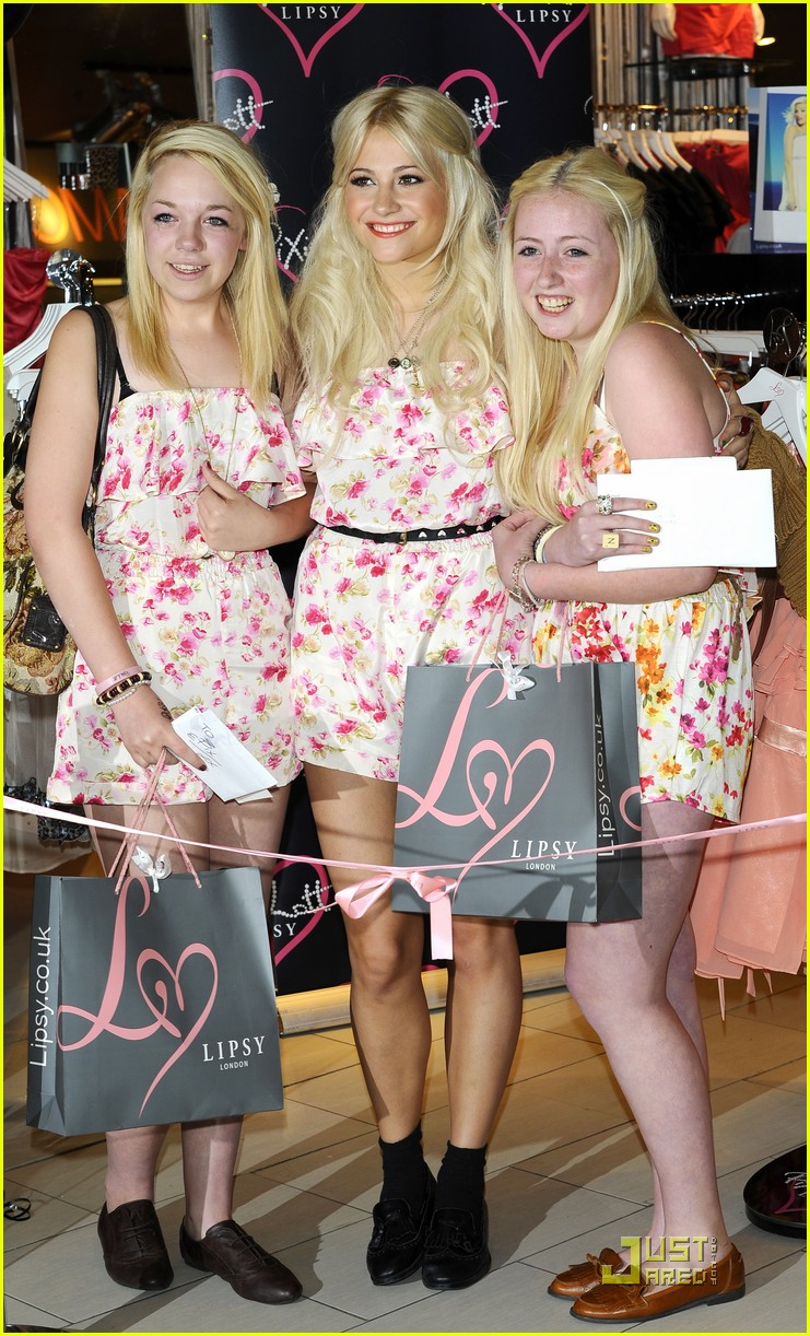 pixie lott launch lipsy party 19