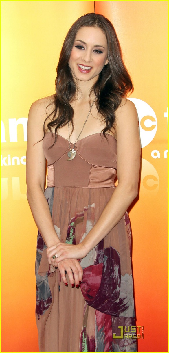 shay mitchell troian bellisario upfronts 12