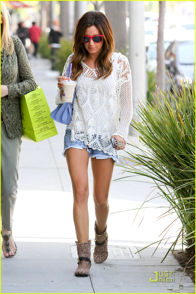 ashley tisdale crochet cool 09