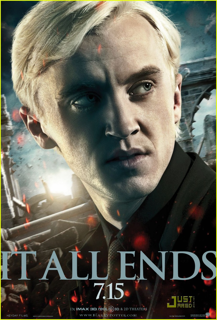 tom felton potter poster 01