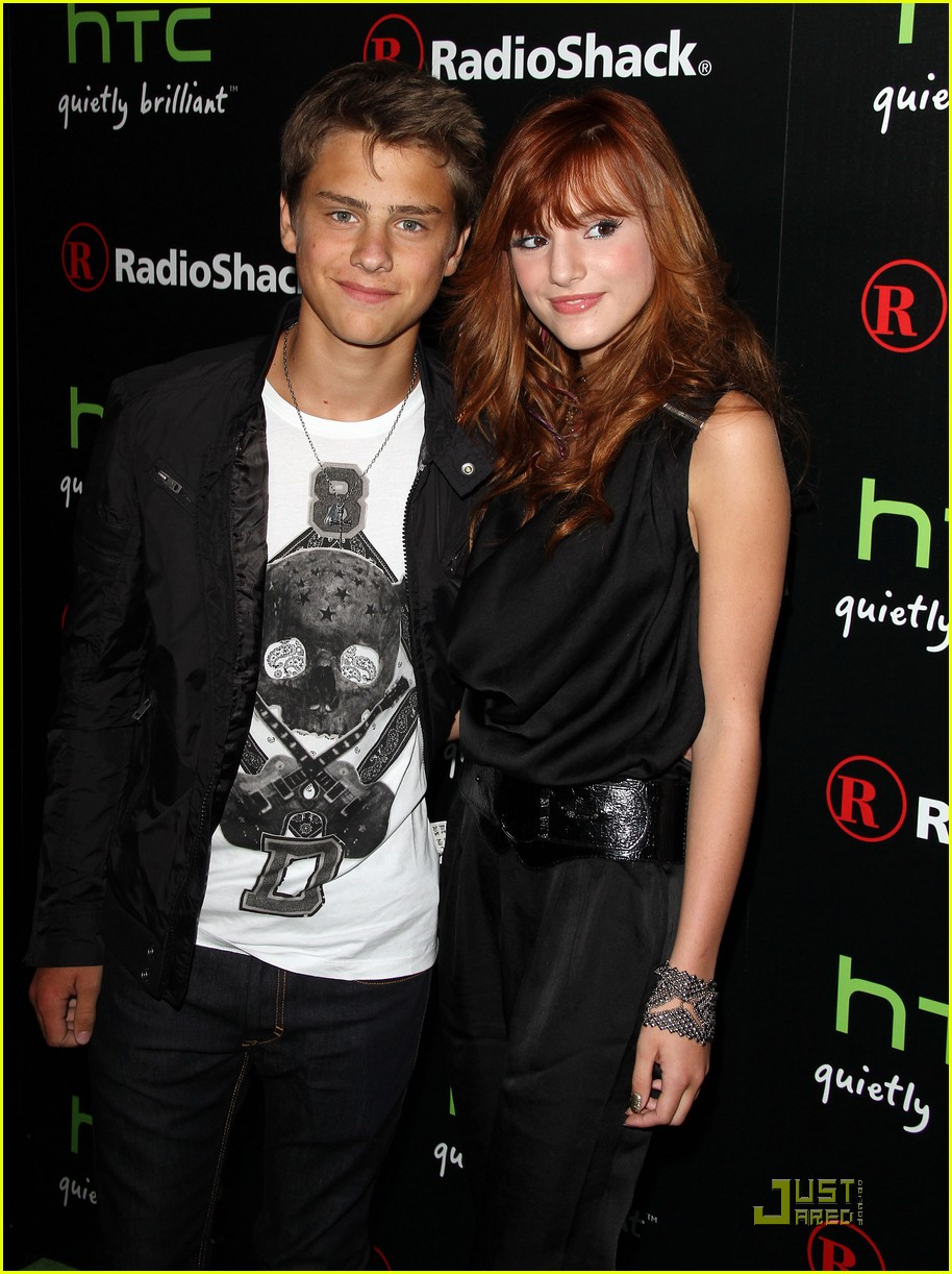 bella thorne htc evo party 14